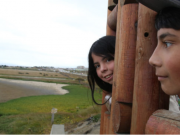 Panoramas Niños celebran Día de los Humedales con visitas guiadas