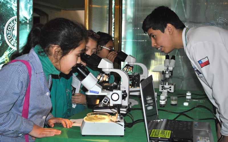 Este martes comienza la 6° Feria de la Ciencia y Tecnología de Santo Tomás Osorno