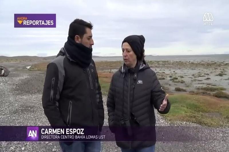 Ahora Noticias llegó hasta Tierra del Fuego para conocer el Centro Bahía Lomas